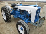 4705-FORD 4000 TRACTOR