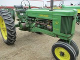 4887-JD 50 TRACTOR