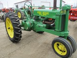 5327-JD A TRACTOR