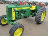 5485-JD 420 W TRACTOR