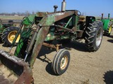 5815-OLIVER 1650 TRACTOR