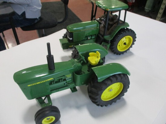 4297-JD 7800, JD 5020, 1/16TH SCALE