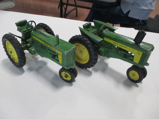 4436-ORIGINAL JD 730, ORIGINAL JD 620, 1/16TH SCALE