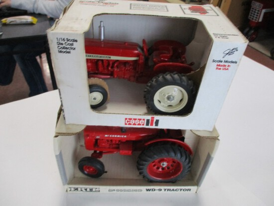 4651-IH 606, MCCORMICK WD-9,BOTH NIB, 1/16TH SCALE