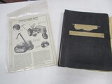 3066-(2) CLEVLAND TRACTOR OPERATOR BOOKS