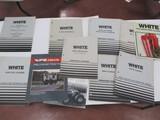 3720-(11) WHITE OPERATOR MANUALS