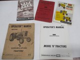 3726-(5)MM TRACTOR CATALOGS