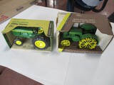 4296-JD D, JD UTILITY TRACTOR, NI , 1/16 SCALE