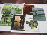 4427-(7) JD MODERN FARMING MAGAZINES