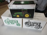 5536-JD C, JD P, 2 CYLINDER EXPO, 1/16 SCALE, JD 8400 PRECISION, 1/32 SCALE, NIB