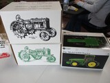 5541-JD 8400 PRECISION 1/32 SCALE, JD P, JD C, 2 CYLINDER EXPO, 1/16 SCALE