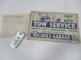 97084-TOW SERVICE ADVERTISING