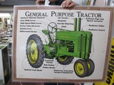 2888- DOUBLE SIDED JD POSTER