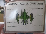 2890- DOUBLE SIDED JD POSTER