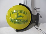 4193- JD ELECTRIC LIGHTED SIGN