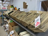 4443- LARGE AMOUNT OF JD MANUALS INCLUDING PICKERS, PLANTERS, BINDERS, TRACTORS AND DRILLS