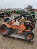 2782- 2 SEARS LAWN MOWERS FOR PARTS, NOT RUNNING