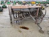 4750- VAN BRUNT DRILL WITH STEEL WHEELS