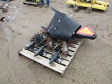 4755- NO TILL ROW CLEANERS, CULTIVATOR SHOVELS AND OTHER PARTS