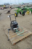 4931- BRIGGS AND STRATTON 6.75 HP 2300 PSI POWER WASHER, WORKS WELL