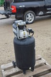 4932- CENTRAL PNEUMATIC 2-1/2 HP AIR COMPRESSOR, WORKS