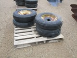 5725- (4) IMPLEMENT TIRES