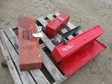 4061-PALLET OF TRACTOR TOOL BOXES