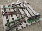 4086-PALLET OF MANY JD TRACTOR WRENCHES
