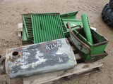 4260-PALLET OF JD TRACTOR PARTS