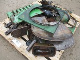 4603-PALLET OF MISC JD TRACTOR PARTS