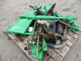 4604-PALLET OF MISC JD TRACTOR PARTS