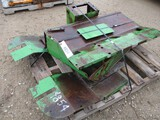 4854-PALLET OF JD TRACTOR PARTS