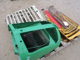 5429-PALLET OF OLIVER TRACTOR PARTS