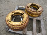 5445- (4)MH WHEEL WEIGHTS, 4X THE MONEY