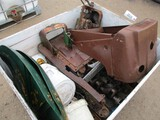 5732-PALLET OF OLIVER TRACTOR PARTS