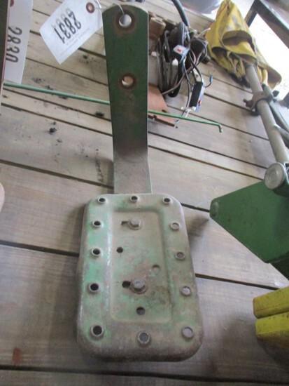 2831-ORIGINAL JD TRACTOR STEP