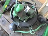 2854-JD H COMPLETE ELECTRIC START KIT
