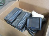 4062-BOX OF RAVEN SPRAYER CONTROLS, MONITORS