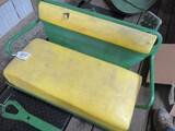 4072-JD ORIGINAL BUDDY SEAT, W/ CUSHIONS