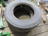 4101-(2)6.50-16 TIRES, NEW