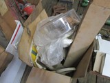 4593-BOX OF MISC JD PARTS