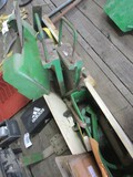 4948-LARGE BOX OF JD NEW GEN. TRACTOR PARTS
