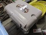 5065-YETI STYLED COOLER, NEW, TAN
