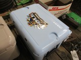 5091-NEW YETI STYLED COOLER, BLUE
