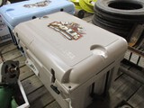 5098-NEW YETI STYLED COOLER, TAN