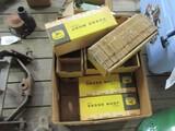 5103-BOX OF (10) JD PARTS BOXES