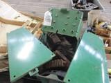 5107-BOX OF CULITVATOR PARTS, OLIVER PARTS, JD PTO SHIELD