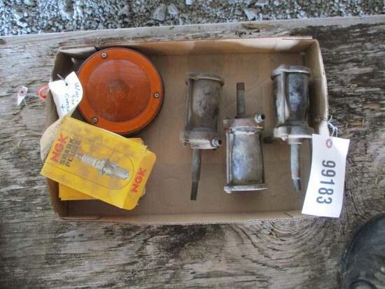 99183- FLAT OF MISCELLANEOUS PARTS