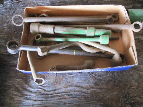 99191- FLAT OF JOHN DEERE WRENCHES