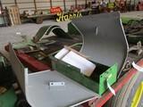 99142- JOHN DEERE 4020 DUST SHIELDS w/ PLATFORM PARTS